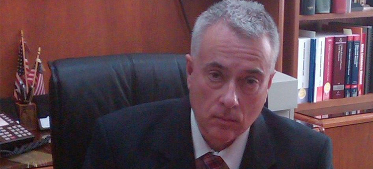 Retired Judge Ed Lane set to teach at WSCC
