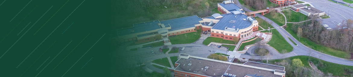aerial view of WSCC