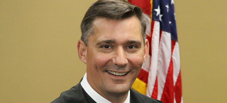 Judge Mark Kerenyi to speak at WSCC commencement ceremonies