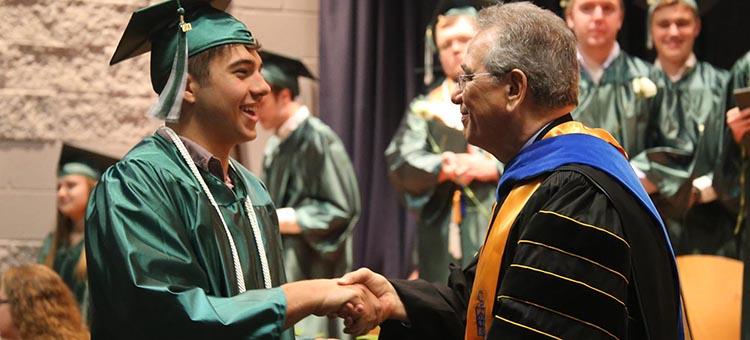 WSCC recognizes 2017 graduating class.