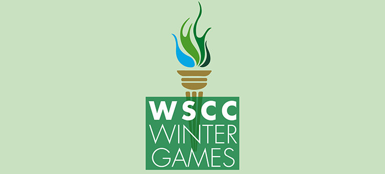 WSCC's first ever WINTER GAMES. Teams will participate in four games including sumo wrestling, the hamster wheel race, relay race, & rhythmic gymnastics.