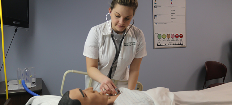 WSCC ADN program ranked #7 nursing program in Ohio