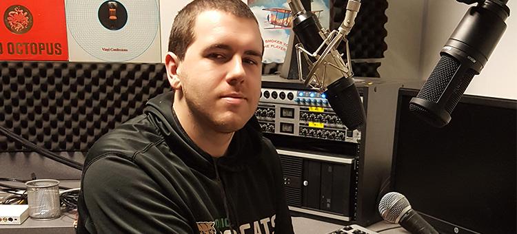 WSCC student Jacob Krantz