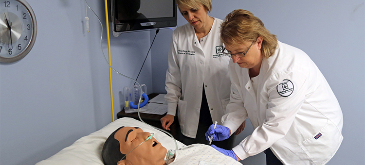 The Practical Nursing (PN) program at Washington State Community College (WSCC) is ranked No. 5 among the all the PN schools in the state of Ohio.