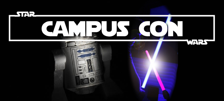 Campus Con Event takes place in the WSCC Library. Hosted by the WSCC Gamers Club. May 4, 2018, 11 am to 4 pm