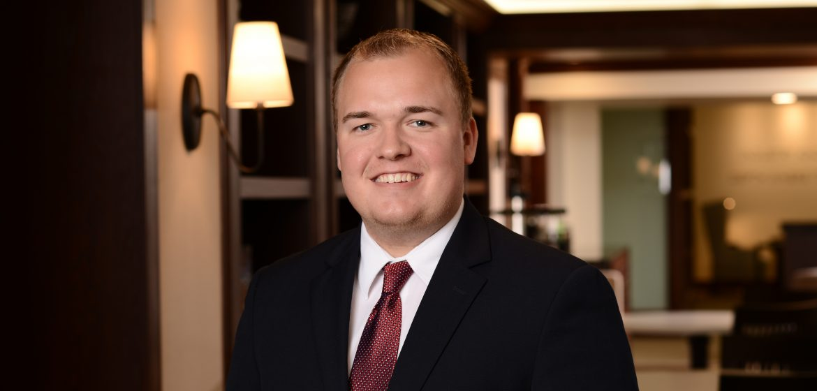 WSCC Alumni Zachary Eddy is an Early College success story. At 23 has achieved his dream of becoming an attorney.
