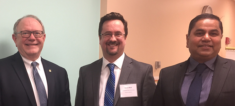 Washington State Community College (WSCC) hosted the first Southeast Ohio Transfer Summit on Friday. The event was the combined efforts of five colleges in Ohio to address the topic of easing the transfer process for students. More than 40 people, including faculty, registrars, financial aid/admissions representatives, transfer advisors, and college administrators, attended the event.