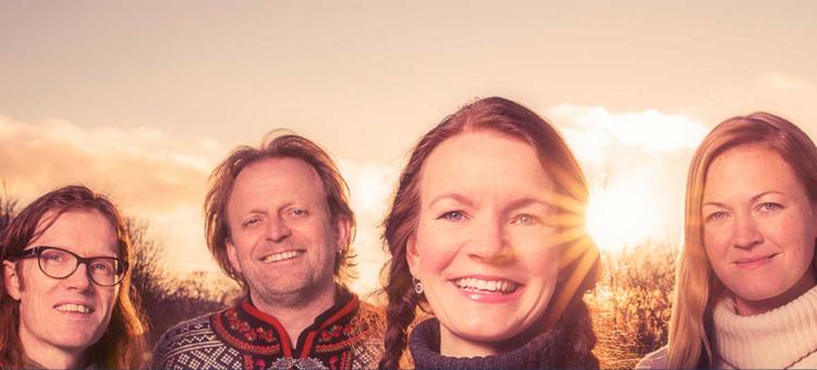 Unni Boksasp Norwegian band