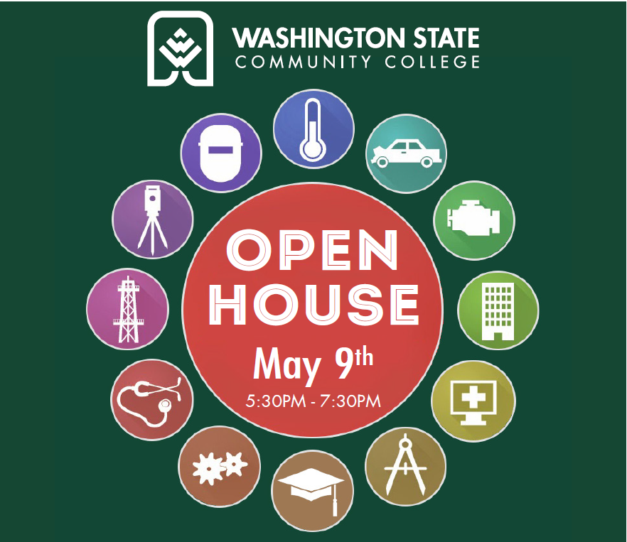 May 9, 2019 In-Demand Jobs Open House