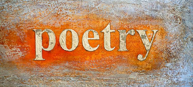 Poetry reading art