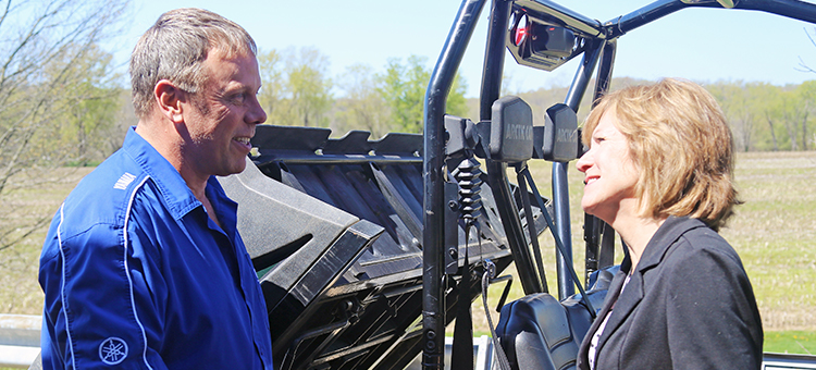 WSCC announced it will begin classes in August for a Powersports Technician program.