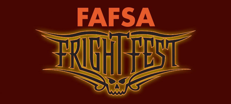 FAFSA Fright Fest
