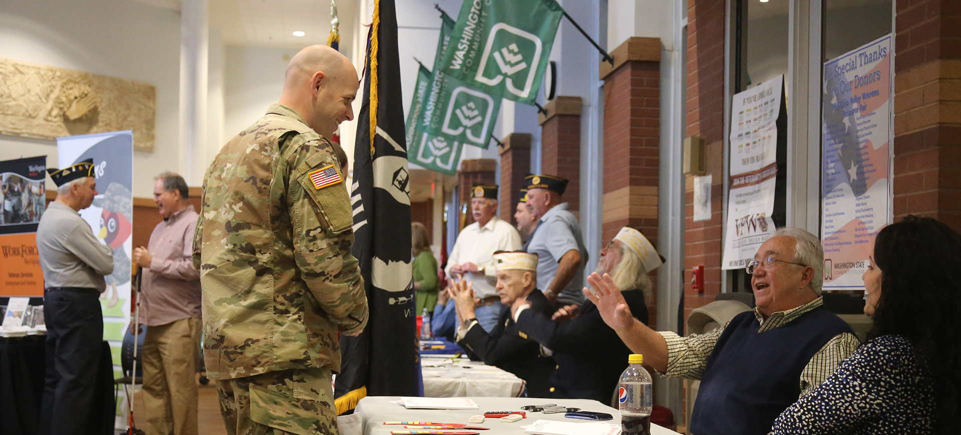 The Mid-Ohio Valley Veterans Outreach (MOVVO) in partnership with Washington State Community College (WSCC), will host a FREE Veterans Resource Fair on Thursday, November 15 from 4 pm to 7 pm.