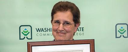 Esther Salem, Distinguished Alumna