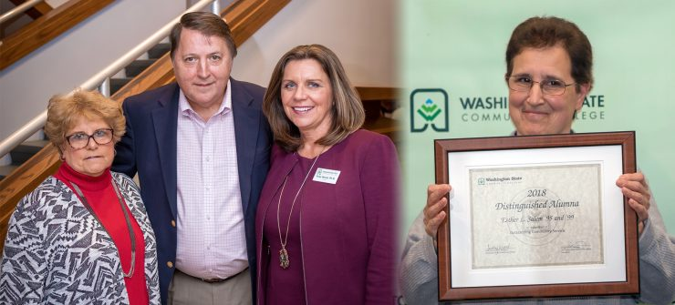 WSCC Foundation Presents Distinguished Alumni Awards
