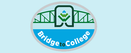 Bridge to College logo