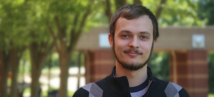 Student has Long History with College