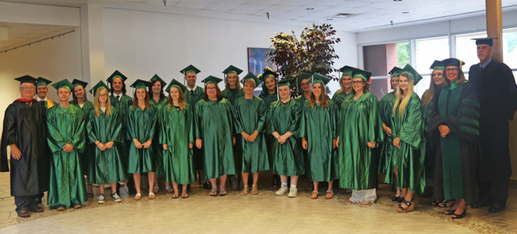 WSCC to Hold Commencements for Health Programs