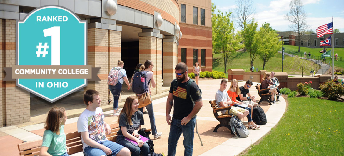 Washington State Community College (WSCC) has been named the number one community college in Ohio for the fourth year in a row.
