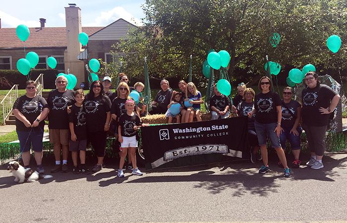 Parkersburg Homecoming Parade