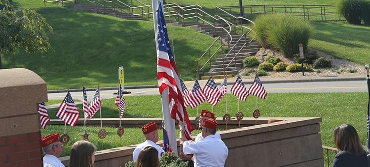 Washington State Community College (WSCC) and the AmeriCorps Ohio College Guides will honor local first responders and Veterans and commemorate the 18th anniversary of the 9/11 attacks during an upcoming ceremony on campus