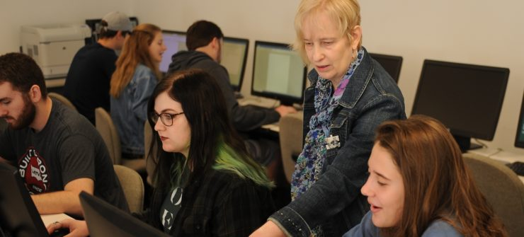 WSCC Enrollment on the Rise