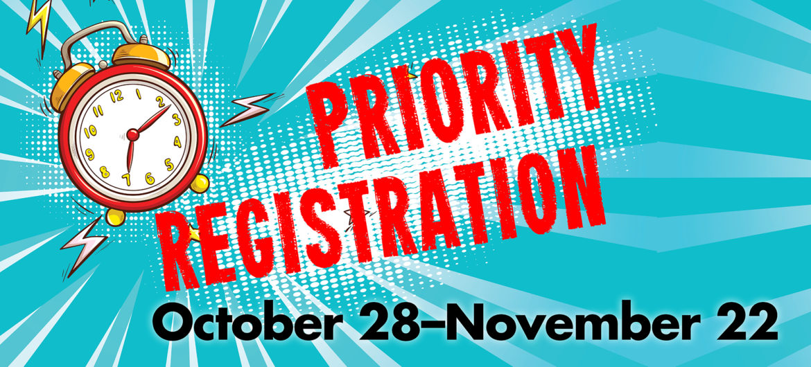 priority registration