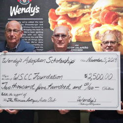 Wendy's Donation