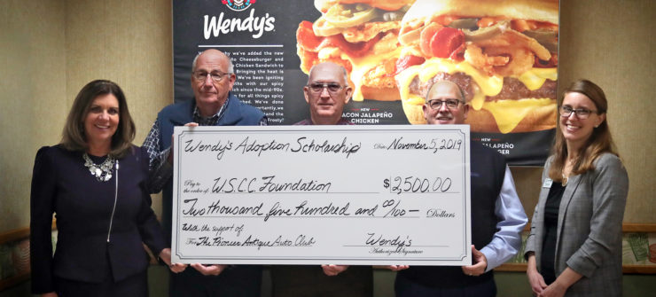 Local Franchise Owners Build Equity Through Scholarship Donation