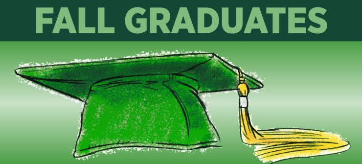 WSCC Recognizes Fall Graduates