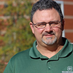 Washington State Community College (WSCC) Industrial Technology and Chemical Operator Instructor Chris Carpenter