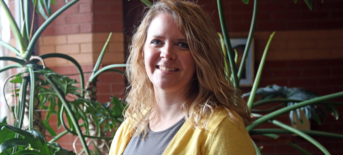 Washington State Community College (WSCC) has named Adrienne Hellinger as the new Director of the Respiratory Therapy program.