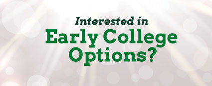 Early College Options Interest Form