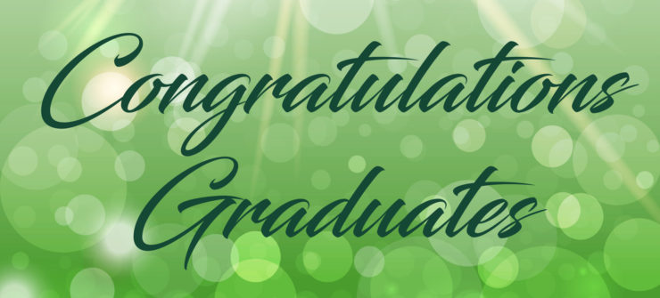 WSCC Recognizes Graduates