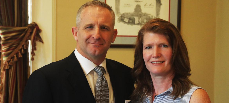 Ethan & Susan Vessels endow scholarship for WSCC Veteran Students